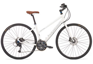 Womens Hybrid/Multi-Use Bikes