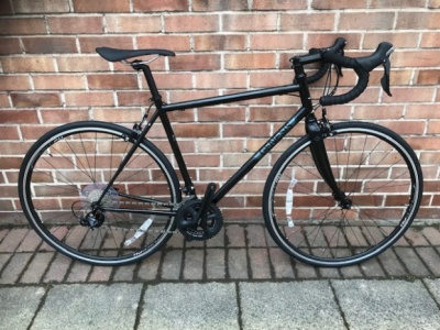 Genesis Equilibrium 725 2018 Road Bike Frameset Build