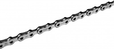 CN-M9100 XTR chain, with quick link, 12-speed, 126L, SIL-TEC