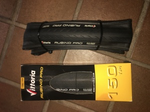 Vittoria Rubino pro 3 tyres, sold as pair