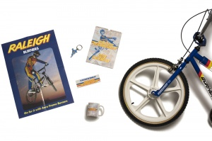 Raleigh Burner Gift Set