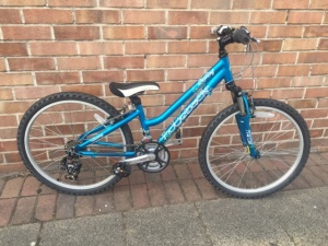Ridgeback Destiny 24 inch .....yours for £209 when trading in your old bike.