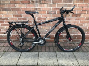 Cycle Hire :  Fully Equipped Hybrid Bike £25 Per Day