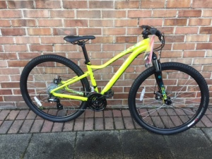2016 Specialized Jynx 650B Ex - Display