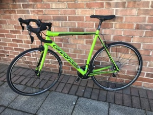 Cannondale CAAD Optimo Tiagra 2019 Road Bike pre owned Original rrp £900