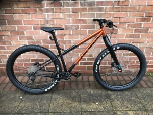 Genesis Tarn 201 Mountain Bike ''Shop Build'' medium