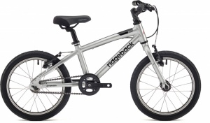 Dimension 16 inch bike silver