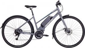 Adventure Road Sport ''Shimano's outstanding STePS system'' ''TEST RIDE / CYCLE HIRE''