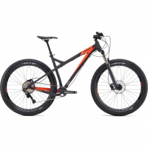 saracen Zen Plus mountain bike Rrp £1599, ours £1099