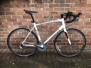 Specialized Allez Elite Compact 2013 Road Bike - pre owned