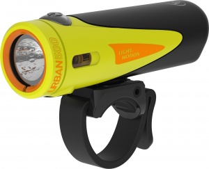 Urban 500 - Citraveza (Neon/Black) light system