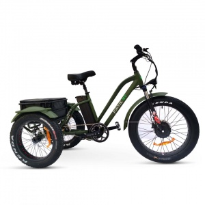 Jorvik Electric Mountain Trike JMT3 (250w) ex display (black)