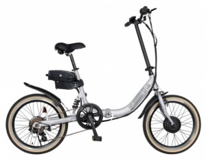 Viking Hiko 20-Inch Folding Electric Bike