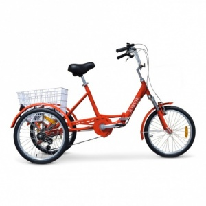 Jorvik Folding Adult Tricycle (out of stock)