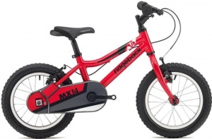 Ridgeback MX14 14 Inch Wheel Children's Bike 2019 - ex display RED