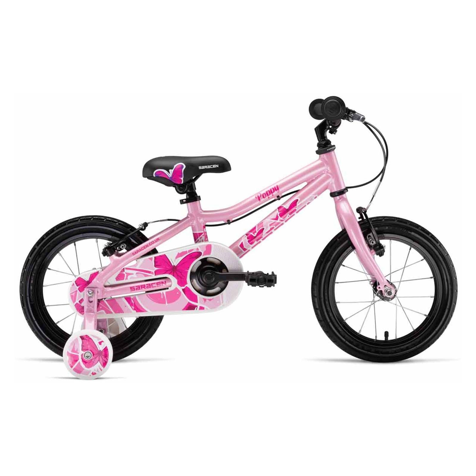 Saracen Poppy JNR 14inch girls bike RRP £149.99 OURS £90