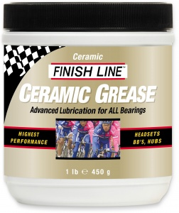 Ceramic grease 1 lb / 455 ml tub