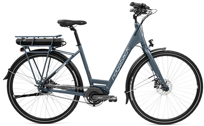 Electron Plus Medium bike  ''Shimano's outstanding STePS system'' ''TEST RIDE / CYCLE HIRE''
