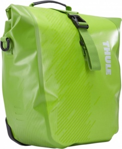 Pack'n Pedal Shield panniers 48 litre large - green