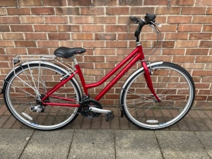 Pre-Owned Ridgeback Meteor Womens Cycle